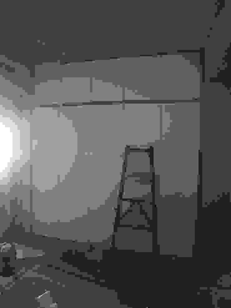 木作-二樓房間-木作櫃 根據 houseda