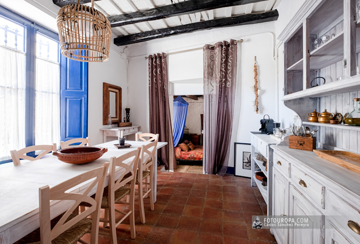 Fotografía profesional para casas rurales: Hoteles de estilo  de Carlos Sánchez Pereyra | Artitecture Photo | Fotógrafo , Rural