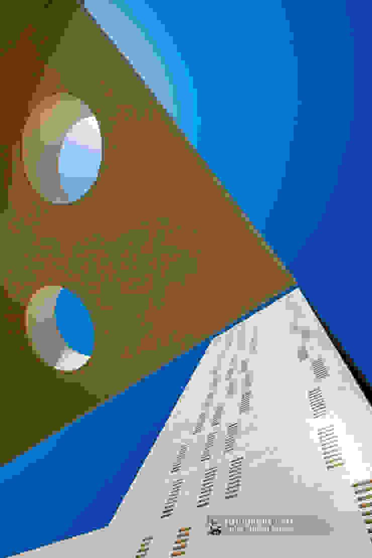 Fotografía profesional de desarrollos urbanísticos Carlos Sánchez Pereyra | Artitecture Photo | Fotógrafo Edificios de oficinas