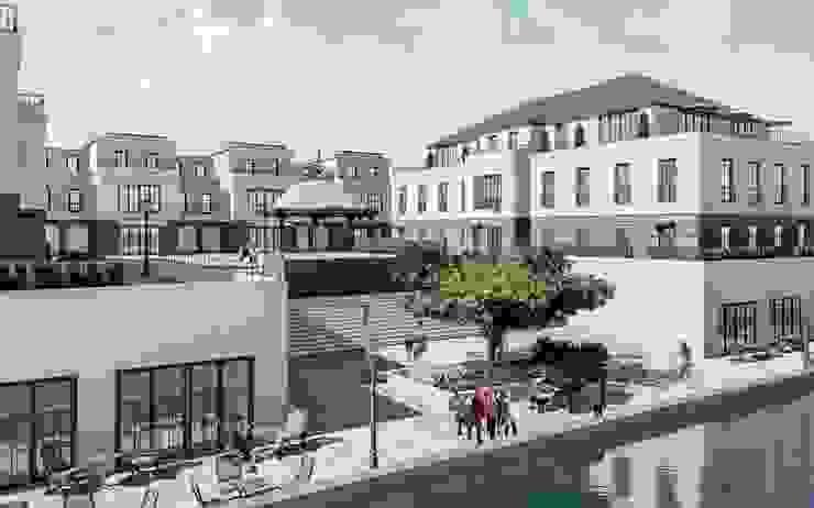 ALTENGERECHTES WOHNEN XAI Bauplanung GmbH Mehrfamilienhaus
