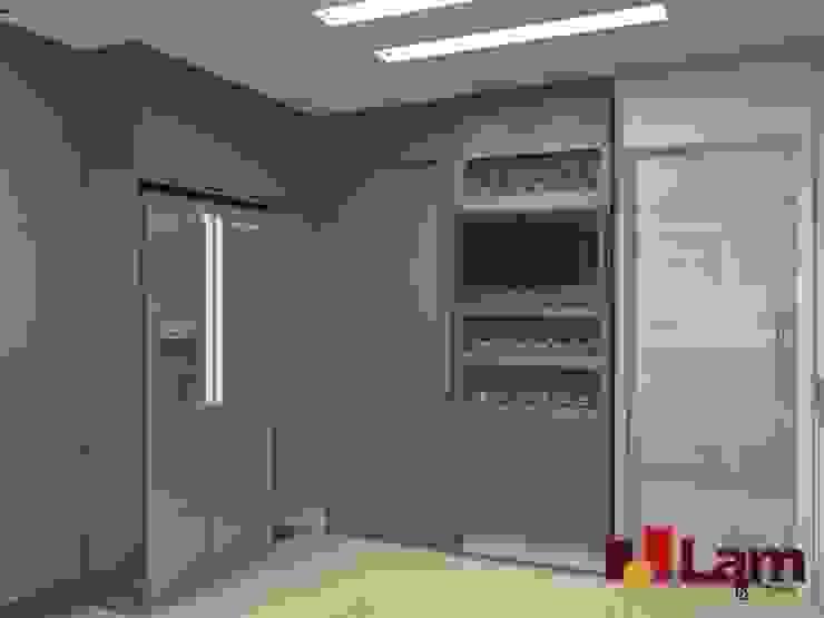 Residência - Planalto Paulista Cozinhas modernas por LAM Arquitetura   Interiores Moderno