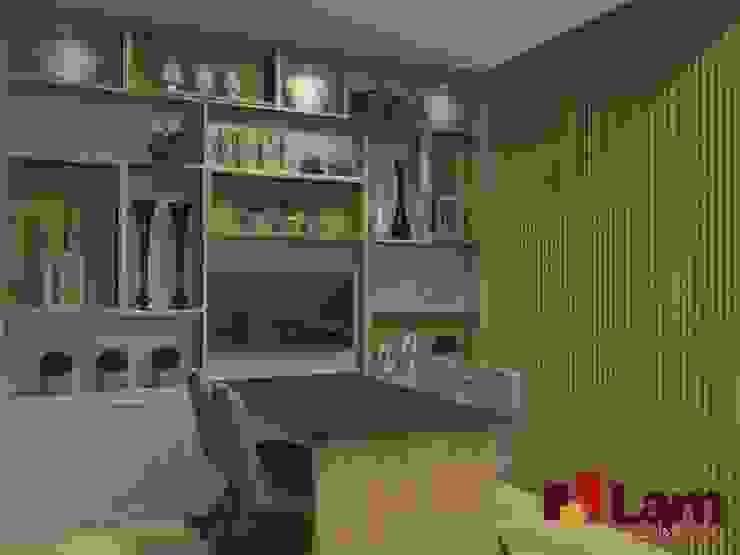โดย LAM Arquitetura | Interiores โมเดิร์น