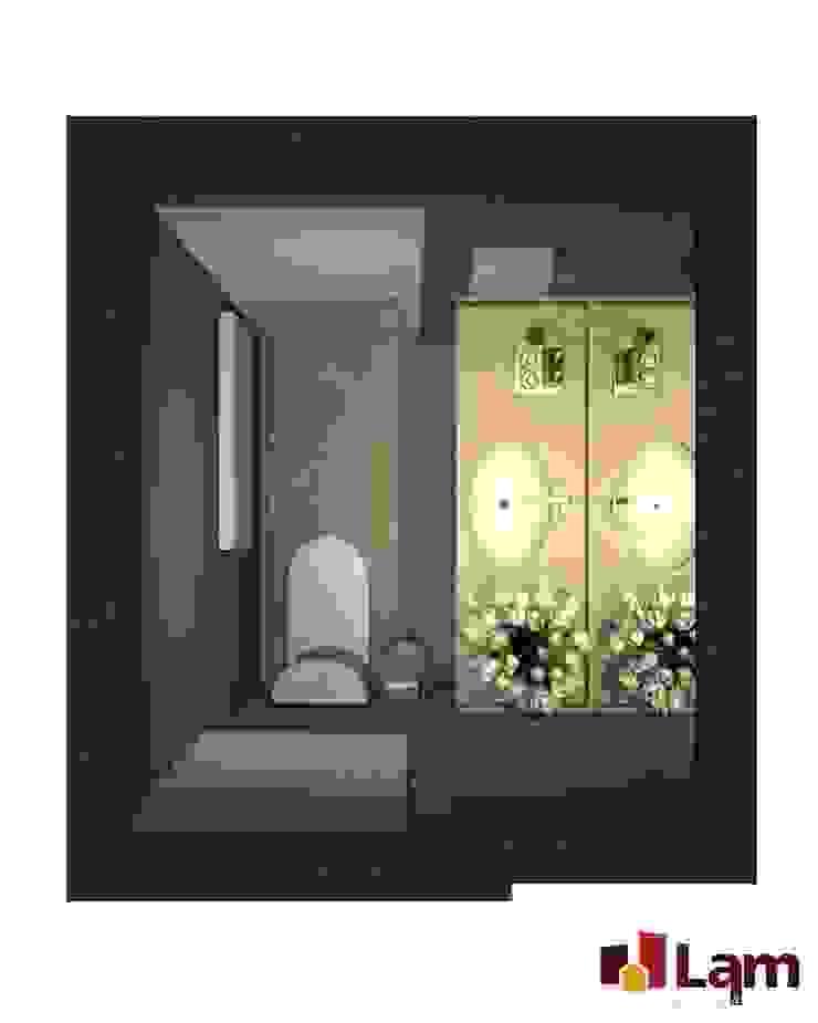 modern  by LAM Arquitetura | Interiores, Modern