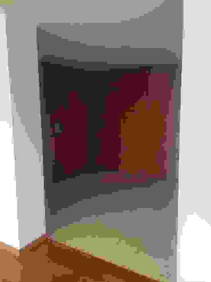 salida de elevados en madera y marmol MAG constructions Vestíbulos, pasillos y escalerasAccesorios y decoración Mármol