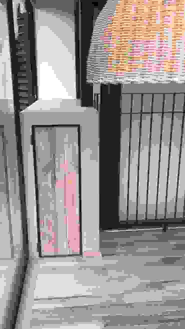 Puerta MOKALI Carpintería Residencial Condominios