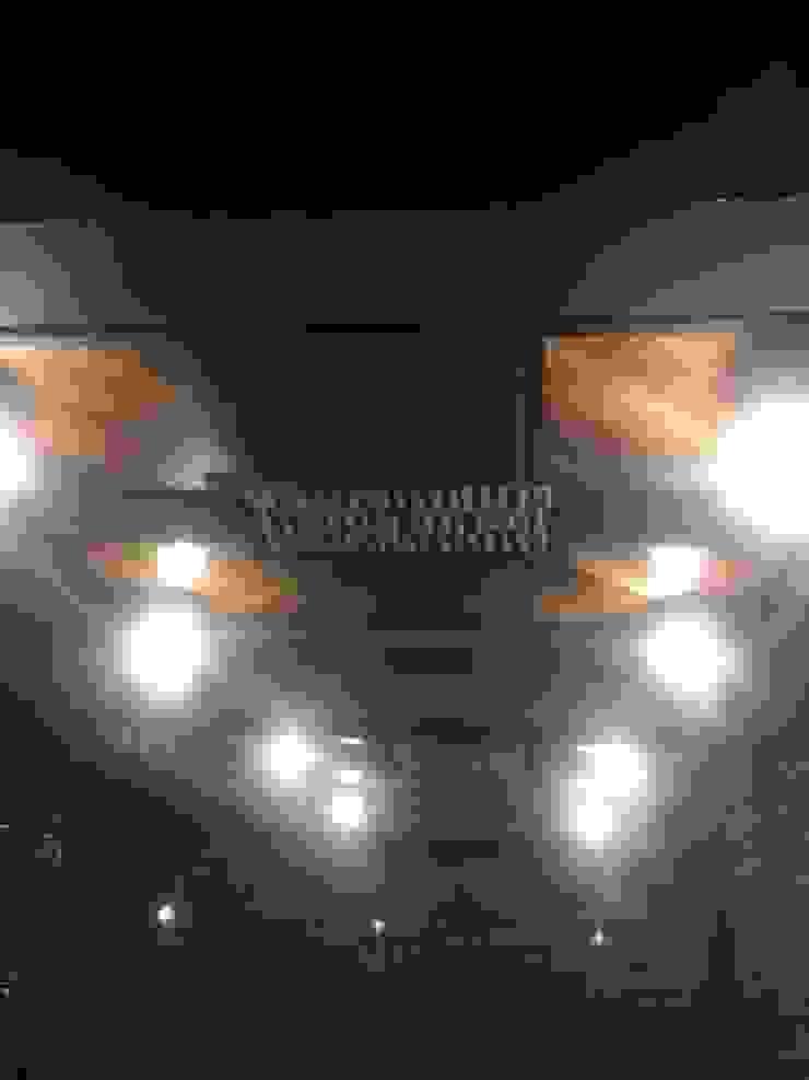 Eriş Ahşap Tasarım Paisajismo de interiores Madera Acabado en madera