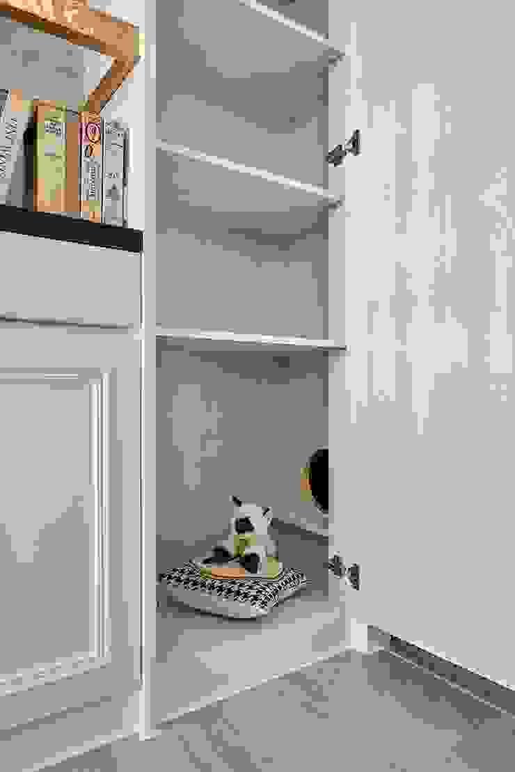 貓咪窩 根據 趙玲室內設計 古典風