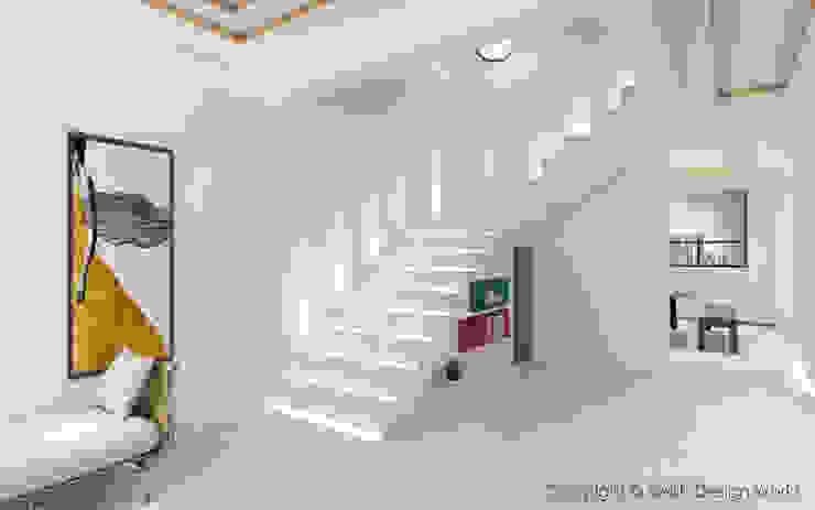 Staircase by Swish Design Works Minimalist