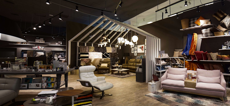 燈具區設計 根據 亚卡默设计 Akuma Design 工業風 金屬