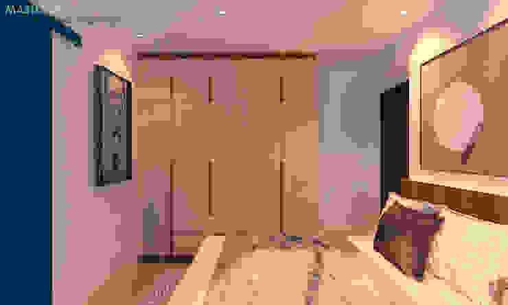 Bedroom wardrobe by Swish Design Works Modern Plywood