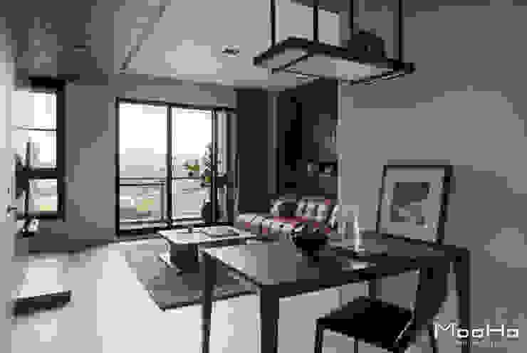 新店常宅 根據 沐荷設計工程有限公司 現代風