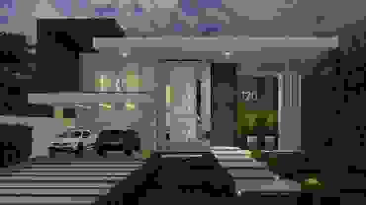 modern  by MJR Arquitetura e Engenharia, Modern