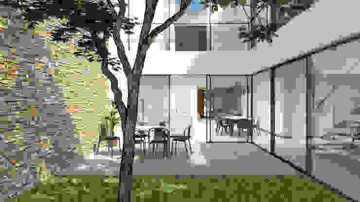 根據 Barreres del Mundo Architects. Arquitectos e interioristas en Valencia. 簡約風