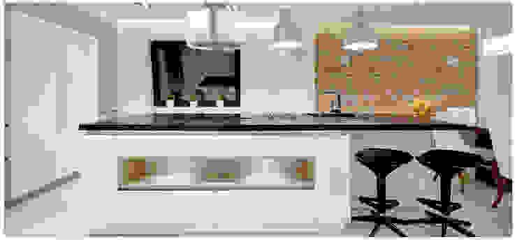 Projects by Kitch Me Up Modern kitchen by Kitch Me Up Kitchen Designers & Renovators Modern