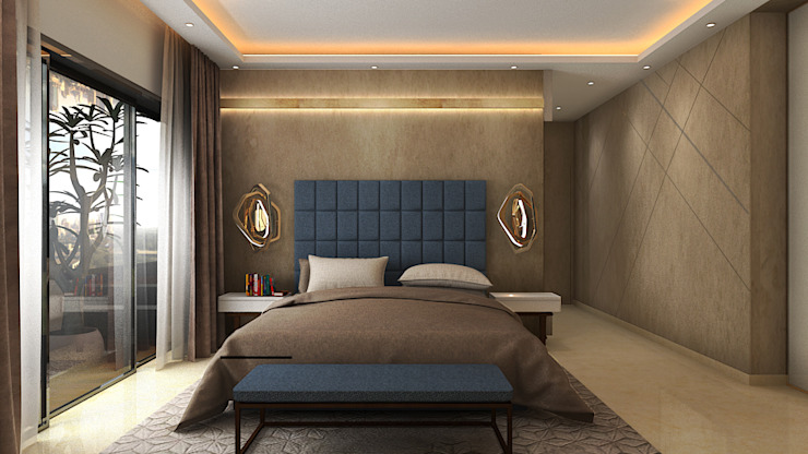 Bedroom Modern style bedroom by Ashleys Modern