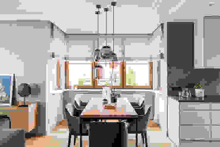 Anna Serafin Architektura Wnętrz 餐廳