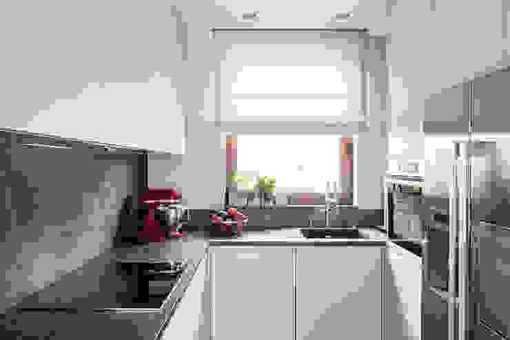 Anna Serafin Architektura Wnętrz 置入式廚房