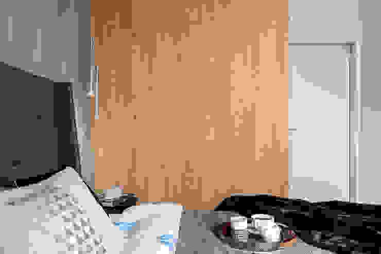 Anna Serafin Architektura Wnętrz 臥室