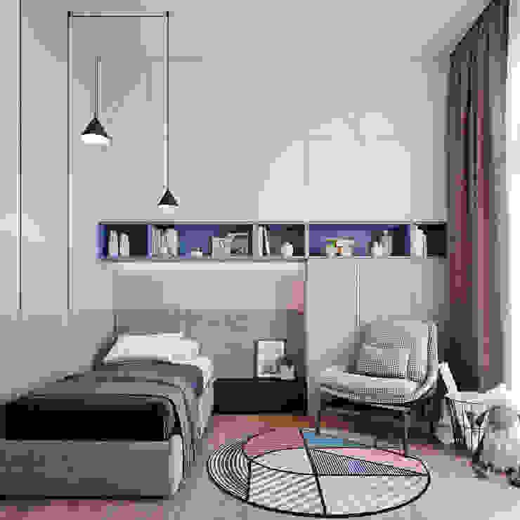 Y.F.architects Nursery/kid's room