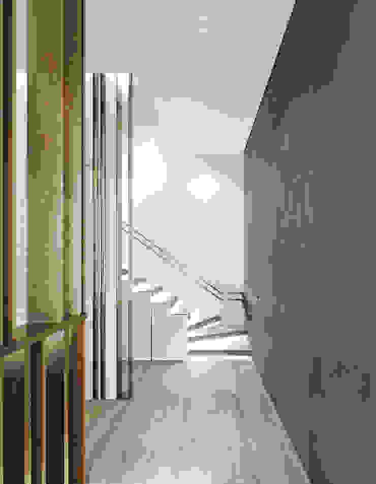 Y.F.architects Escaleras