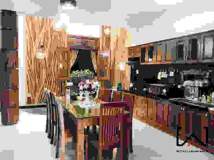 Phòng Bếp bởi Woko Architect