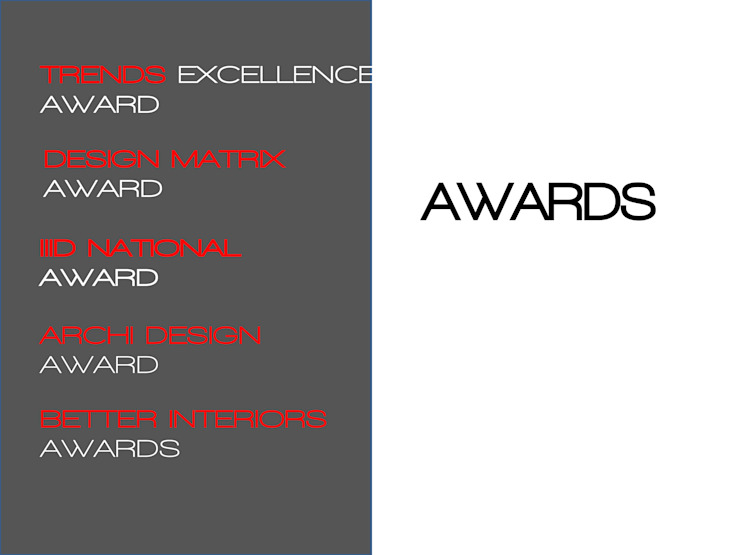 Awards by Ashleys Minimalist