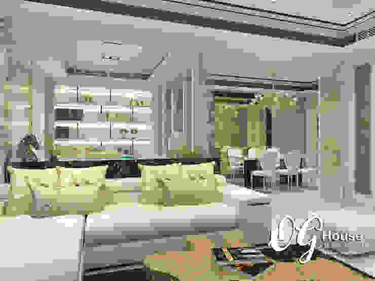 新古典風格 根據 歐居室內設計有限公司 古典風