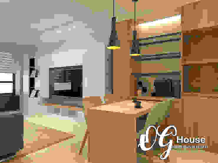 現代北歐風格 根據 歐居室內設計有限公司 北歐風