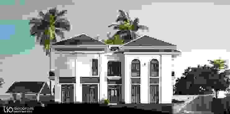 Cửa nhà biệt thự Cửa sổ & cửa ra vào phong cách kinh điển bởi Lio Decor Kinh điển Sắt / thép