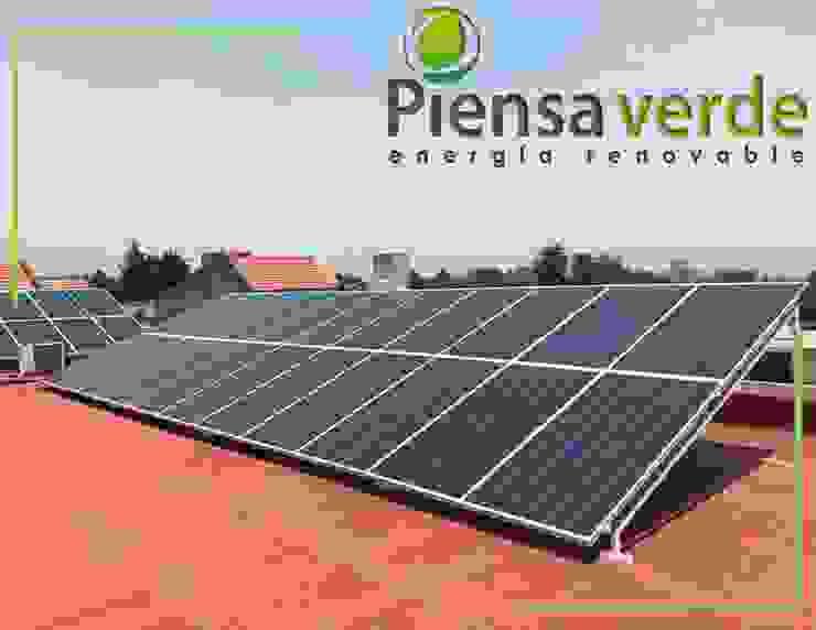 by Piensa Verde México, Querétaro, Cancún Industrial Metal