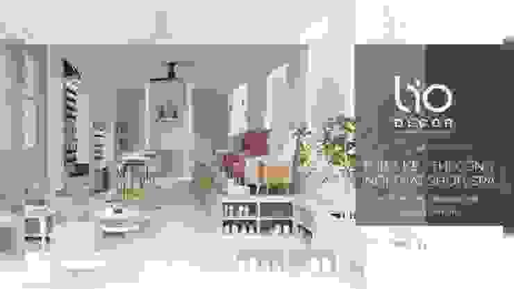 Thiết kế spa, shop, nail: hiện đại  by Lio Decor, Hiện đại MDF