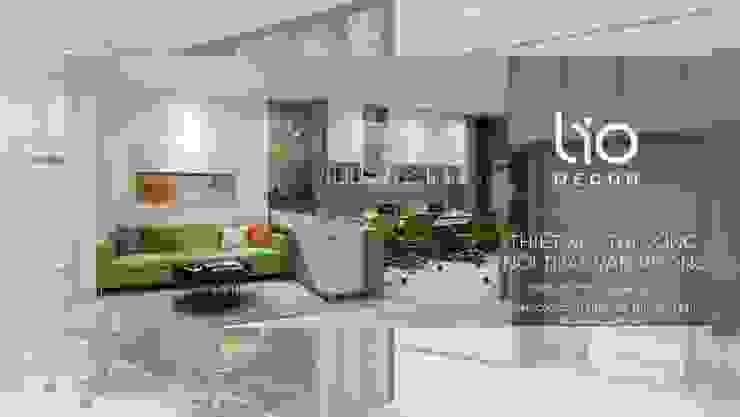 Thiết kế nội thất văn phòng: hiện đại  by Lio Decor, Hiện đại MDF