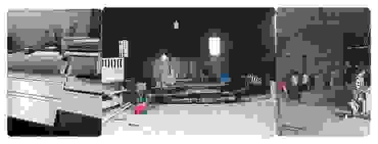 Xưởng gỗ sản xuất: mộc mạc  by Lio Decor, Mộc mạc Gỗ Wood effect