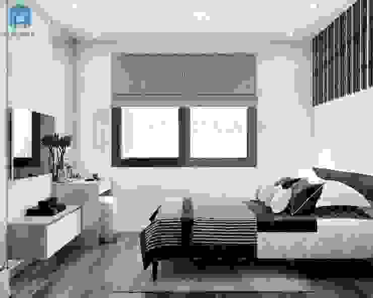 Từ trang trí cho đến nội thất đều phóng khoáng và thể hiện gu thẩm mỹ độc đáo của gia chủ bởi Công ty TNHH Nội Thất Mạnh Hệ Hiện đại Gỗ Wood effect