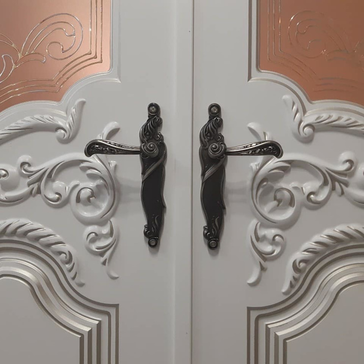 ГЕОНА. Puertas interiores Blanco