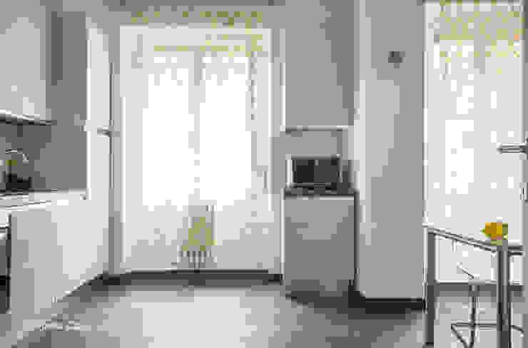 Cocinas modernas: Ideas, imágenes y decoración de Flavia Case Felici Moderno