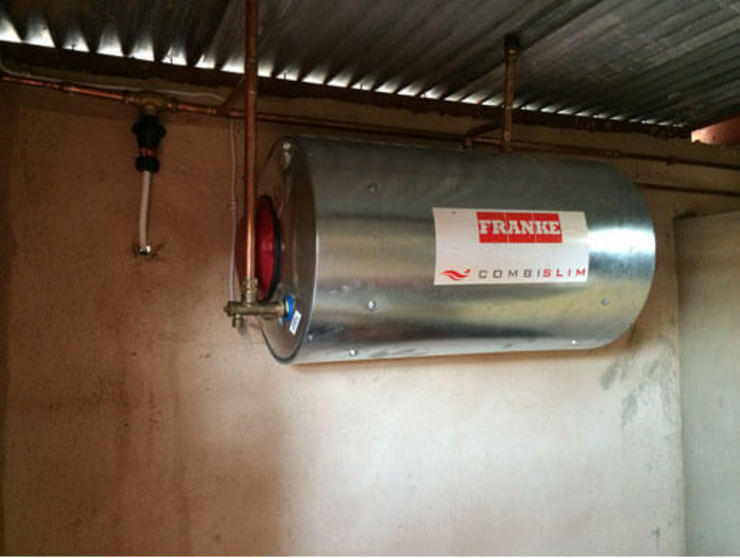 Geyser Installation Classic style bathroom by The Pro Plumber Polokwane Classic