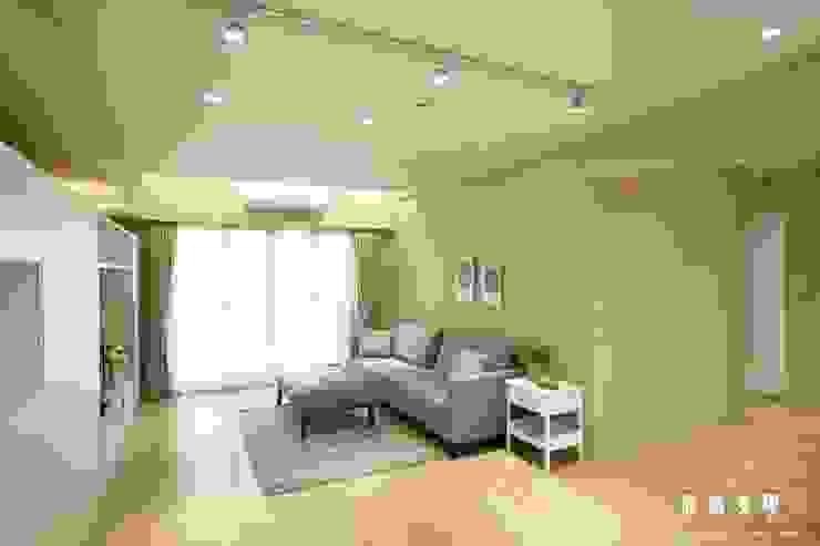 極簡美式居家 根據 匠將室內裝修設計股份有限公司 鄉村風
