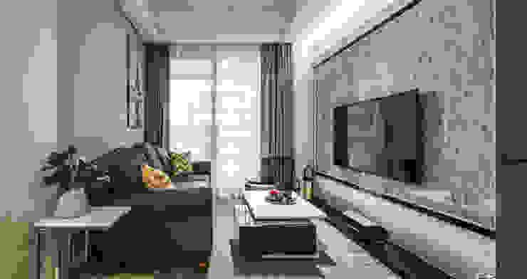 客廳 根據 你你空間設計 古典風 大理石