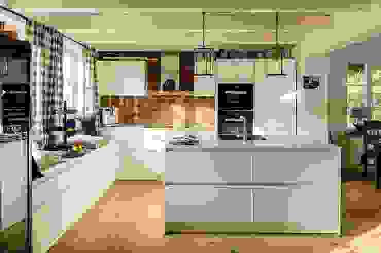 Küchen Zimmermann Cozinhas escandinavas