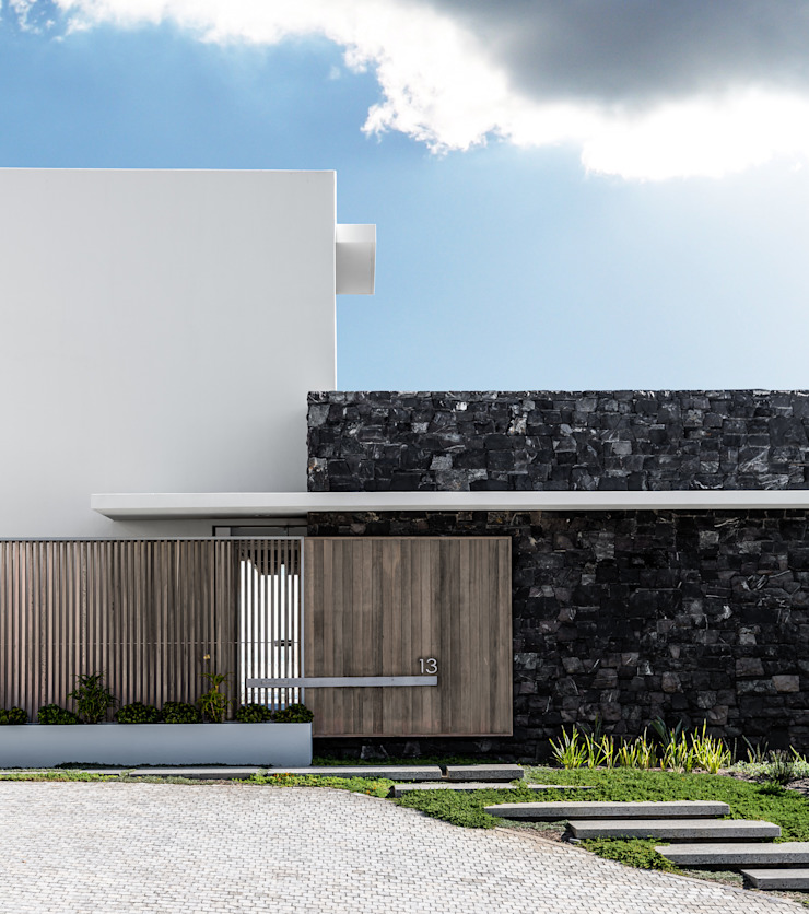 D 13 GSQUARED architects Minimalist house