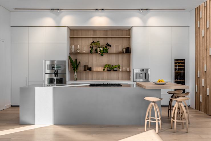 D 13 GSQUARED architects Kitchen