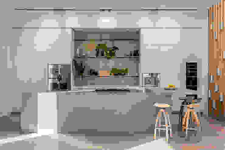 GSQUARED architects Minimalist kitchen