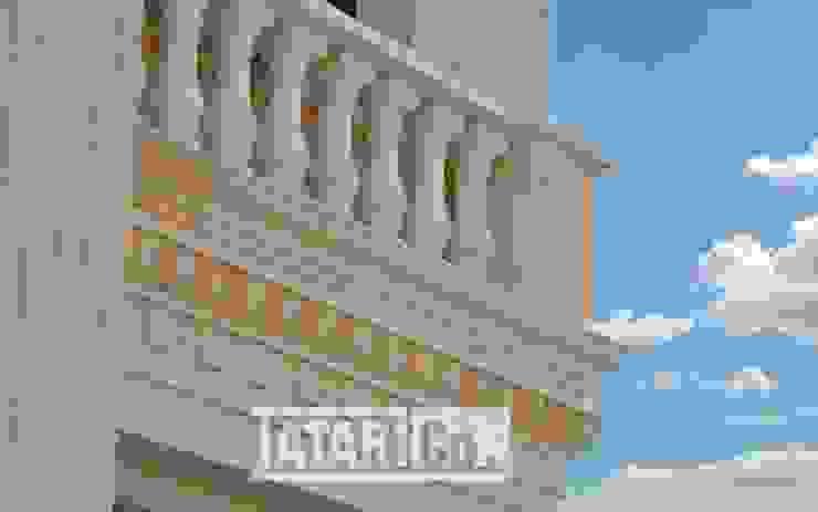 Klasyczne domy od tatari company Klasyczny Kamień