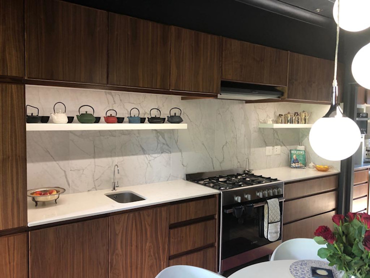 Brandwag Kitchen Renovation & Makeover by Nuclei Lifestyle Design Classic