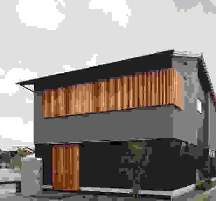 床座の家-土間と離れ蔵のある家- Studio tanpopo-gumi 一級建築士事務所 日本家屋・アジアの家