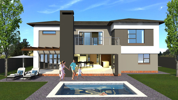 523 Zamori Modern houses by Meraki Property Group Pty Ltd Modern