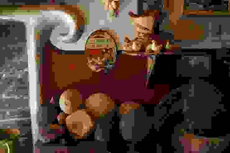 Custom Kitchen ARTE DELL'ABITARE MutfakMutfak Tezgâhları Rengarenk