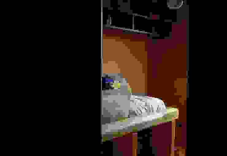 Colore Parete ARTE DELL'ABITARE Camera da lettoAccessori & Decorazioni Arancio