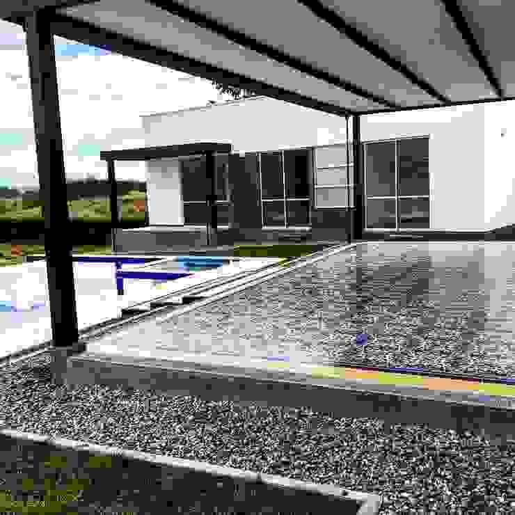 Baldosin hidraulico de SANTA ELENA BALDOSINES ARTESANALES S.A.S Rural Azulejos